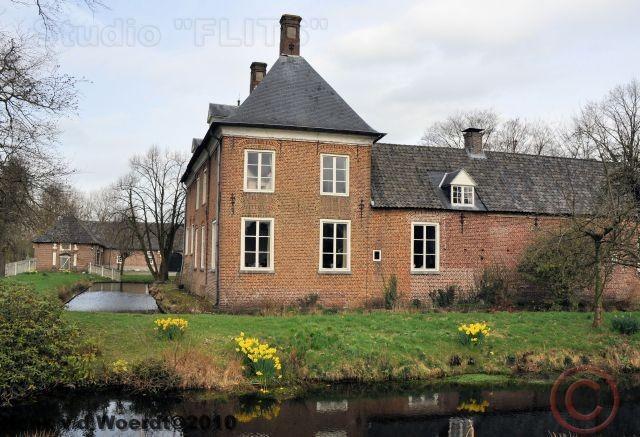 Kasteel Aldendriel Te Mill Noord Brabant